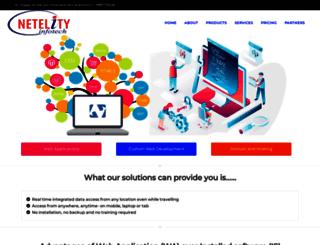 netelity.com screenshot