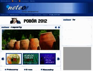 neteor.blogspot.com screenshot