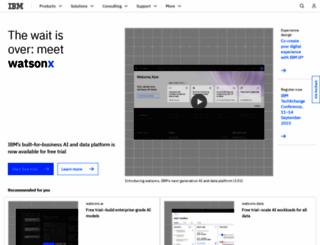 netezza.com screenshot