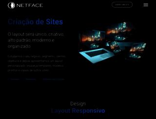 netface.com.br screenshot
