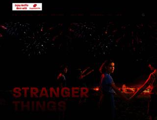 netflixaustralia.com.au screenshot