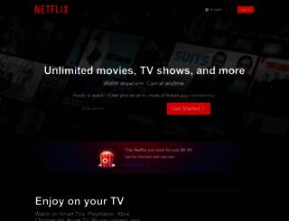 netflixprize.com screenshot