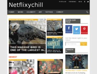 netflixychill.com screenshot