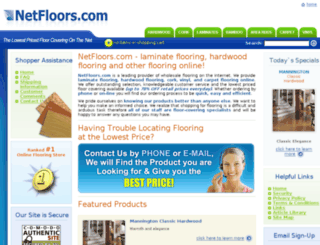 netfloors.com screenshot