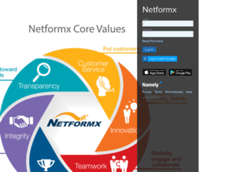 netformx.namely.com screenshot