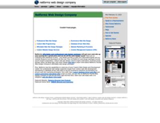 netformz.com screenshot