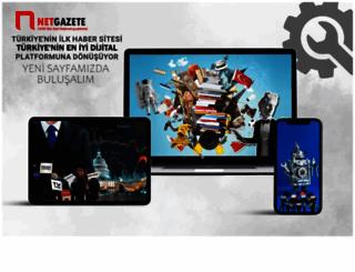netgazete.com screenshot
