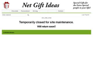 netgiftideas.net screenshot