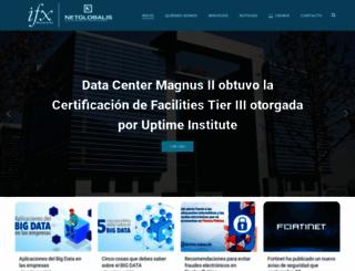 netglobalis.net screenshot