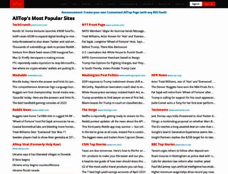 netherlands.alltop.com screenshot