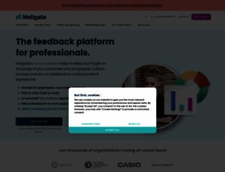 netigate.se screenshot