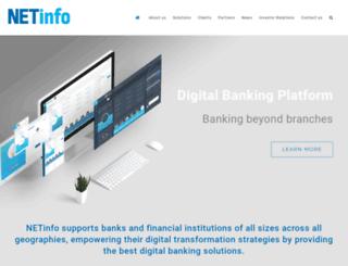 netinfo.eu screenshot