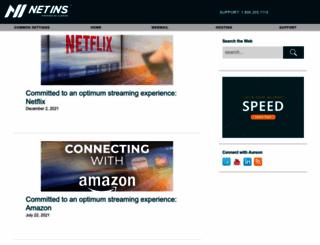 netins.net screenshot