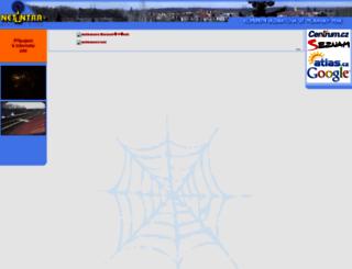 netintra.cz screenshot