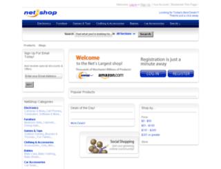 netishop.com screenshot