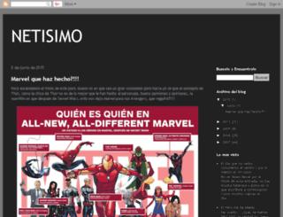 netisimo.blogspot.com screenshot
