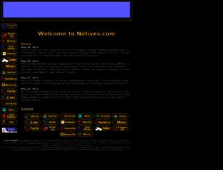 netives.com screenshot