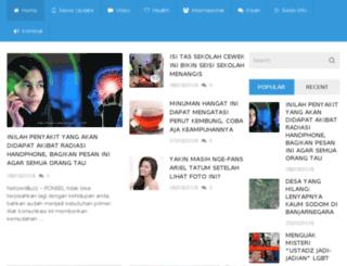 netizenbuz.xyz screenshot