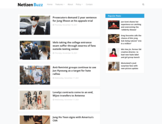 netizenbuzz.blogspot.co.at screenshot