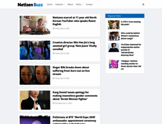 netizenbuzz.blogspot.fr screenshot