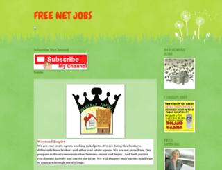 netjoblist.blogspot.com screenshot