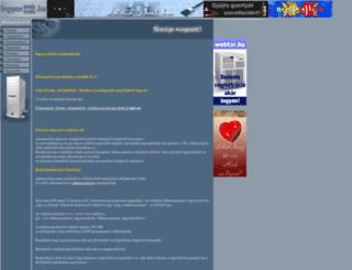 netkukac.hu screenshot