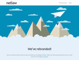 netlawinc.com screenshot