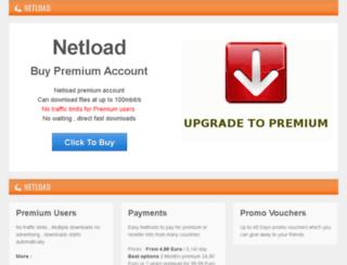 netload.li screenshot