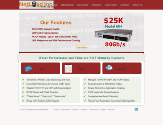 netloadinc.com screenshot
