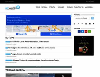 netmadeira.com screenshot