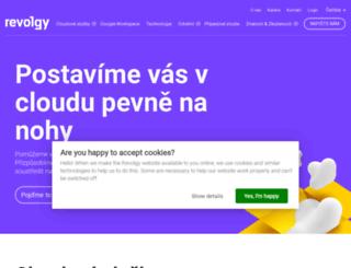 netmail.cz screenshot
