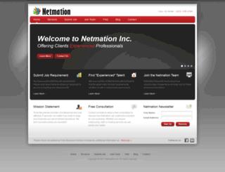 netmation.org screenshot