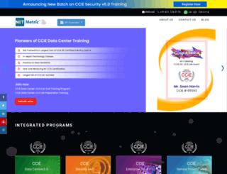 netmetric-solutions.com screenshot