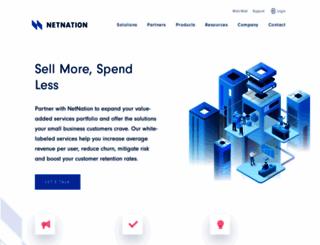 netnation.com screenshot