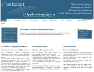 netnew.neitzel-webdesign.de screenshot