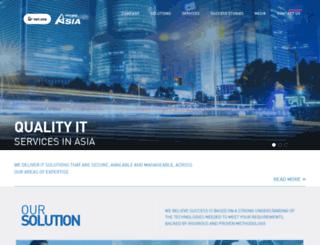 netoneasia.com screenshot