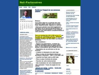 netpartenaires.typepad.com screenshot