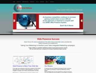 netpartners-marketing.com screenshot