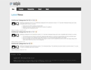 netpin.gr screenshot