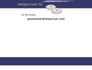 netporium.com screenshot