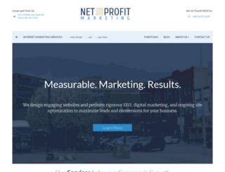 netprofitmarketing.com screenshot