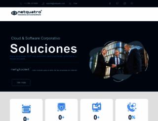 netquatro.com screenshot