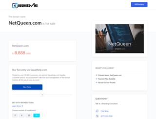 netqueen.com screenshot