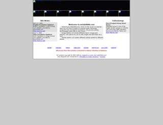 netquran.com screenshot
