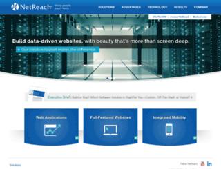 netreach.com screenshot
