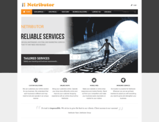 netributor.com screenshot