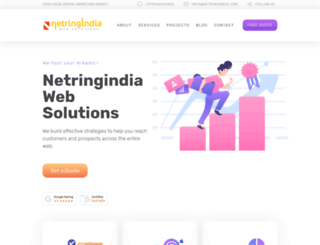 netringindia.com screenshot