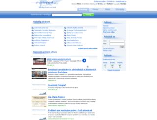 netroof.eu screenshot