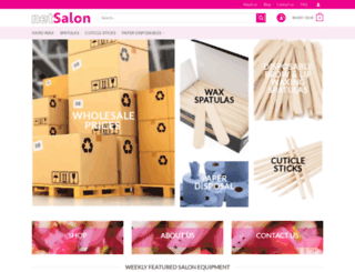 netsalon.com screenshot