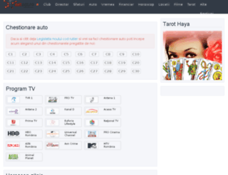 netsat.ro screenshot